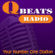 Internetradio luisteren via Muziekzender Qbeats Radio